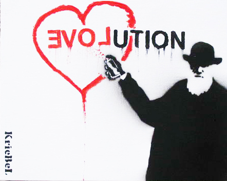 love-is-evolution
